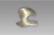 金銀パラジウム合金インレー
